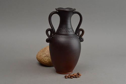 ваза для декора помещения