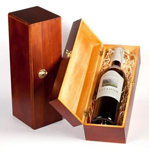 подарочная бутылка вина