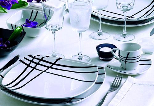 красивая домашняя посуда