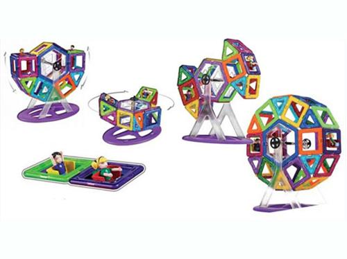 магнитный конструктор для малыша
