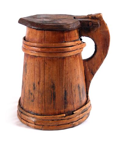 старинная кружка под пиво
