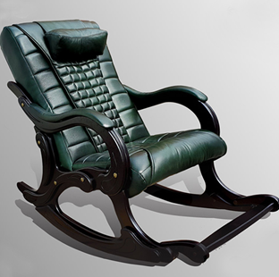 массажная кресло-качалка