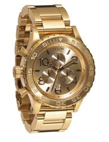 мужские часы из золота