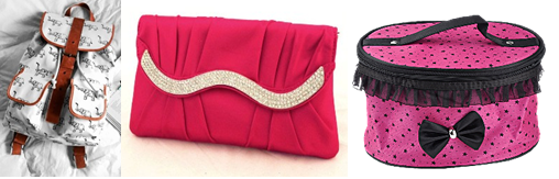 детские женские сумочки