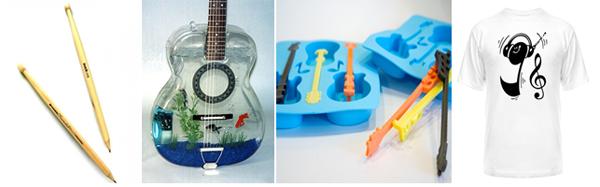 оригинальные сувениры для музыканта
