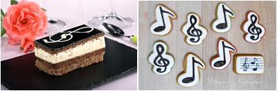 сладкие подарки для музыканта