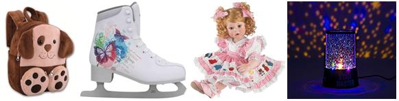идеи подарков для малышей