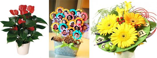 букеты цветов учителю в подарок