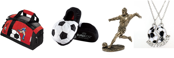 сувениры для футболиста