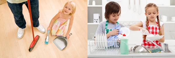 помощь в уборке дома