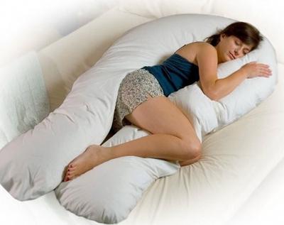 подушка для беременных мам