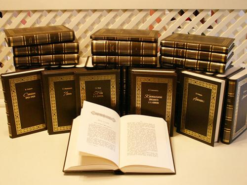 коллекция подарочных книг