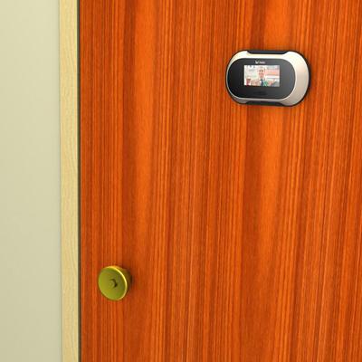 цифровой дверной глазок