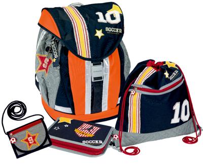 набор для школьника рюкзак  и пеналы