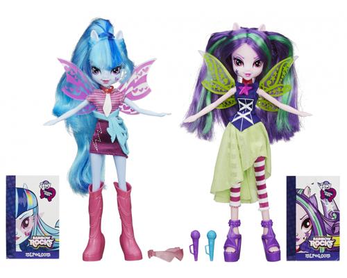 набор кукол для девочек
