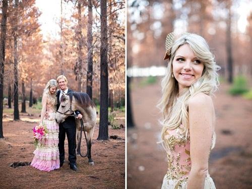 фотосессия оловянной свадьбы