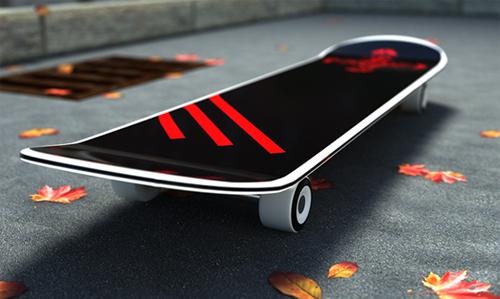 скейтборд для подростка