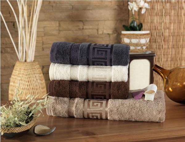 красивые полотенца в подарок