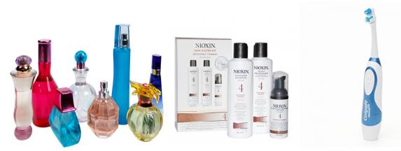 женский парфюм и крем для тела