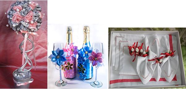 сувениры на атласную свадьбу