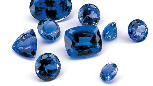 драгоценные камни - сапфир