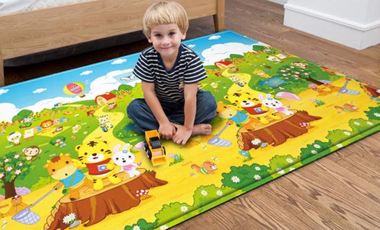 детский коврик для ребенка