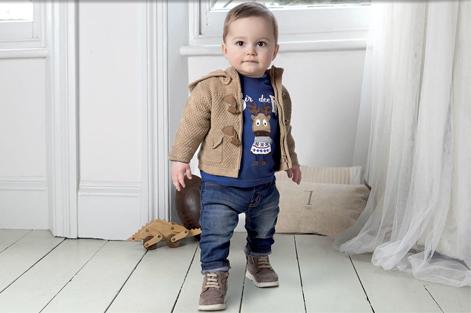 модная одежда для маленького мальчика
