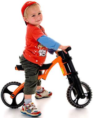 детский велокат